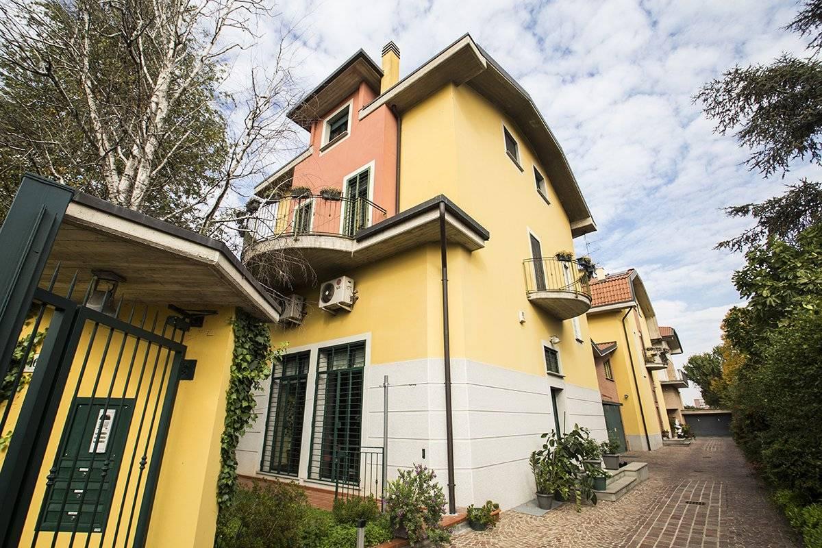 Villa Unifamiliare Cusano Milanino