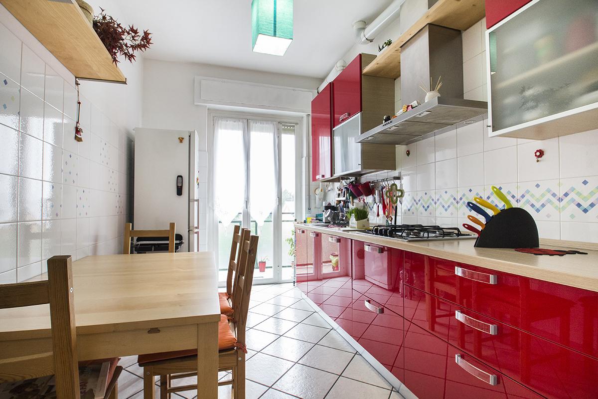 Bilocale con cucina abitabile Cinisello Balsamo