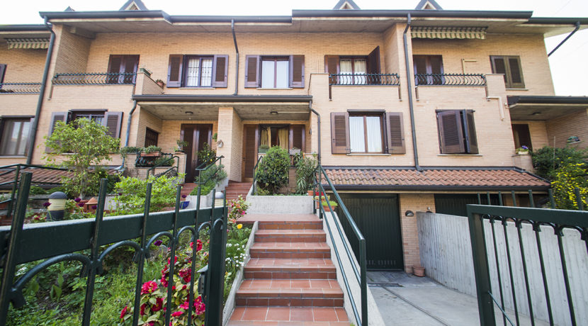 Villa a schiera Cinisello Balsamo