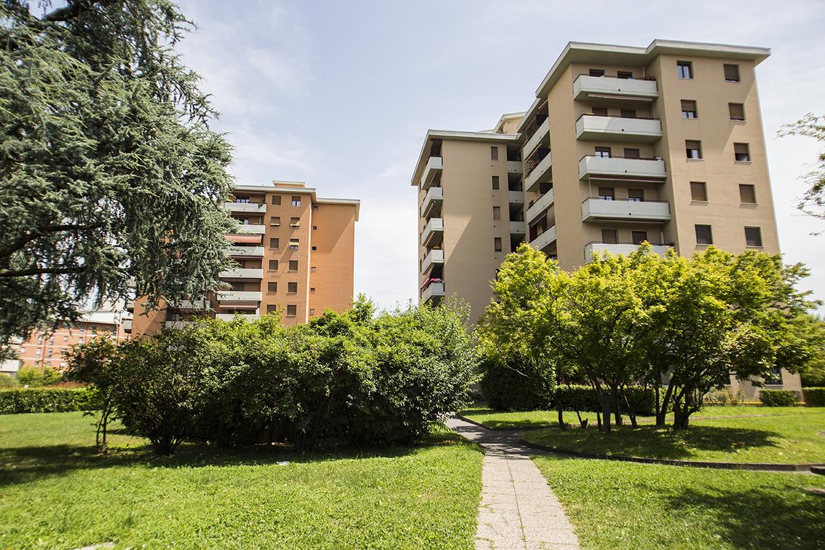 FANTASIA – Trilocale con box in oasi residenziale Bellaria Cinisello Balsamo